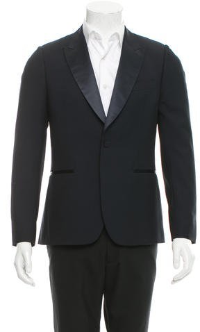 Paul SmithPaul Smith Soho Wool Tuxedo Jacket