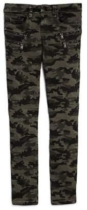 Blank NYC BLANKNYC Girls' Camo Print Utility Skinny Jeans - Big Kid