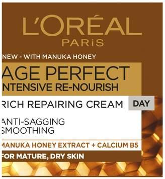L'Oreal Age Perfect Intensive Renourish Manuka Honey Day Cream 50ml