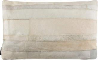 Safavieh Ruled Cowhide Pillow