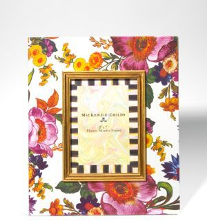 Mackenzie Childs MacKenzie-Childs Flower Market Frame
