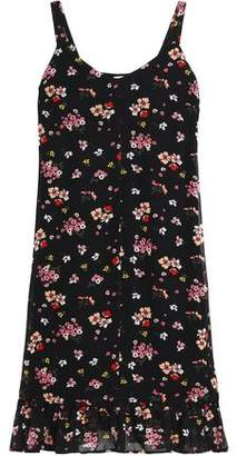 Dakota Iris & Ink Floral-Print Midi Dress
