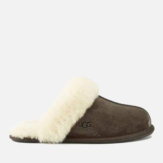 At Thehut Ugg Women S Scuffette Ii Sheepskin Slippers