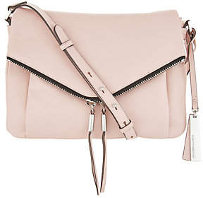 Vince Camuto Leather Crossbody Bag - Alder
