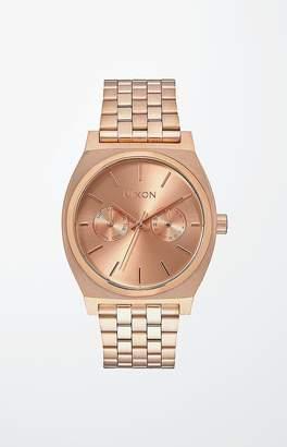 Nixon Time Teller Deluxe Watch