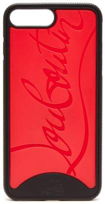 Christian Louboutin Loubiphone rubber iPhone® 7+ and 8+ case