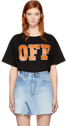 Off-White Black Off T-Shirt