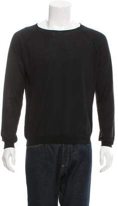 Jeffrey Rüdes Wool Scoop Neck Sweater w/ Tags