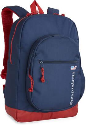 Vineyard Vines Boys Whale Backpack