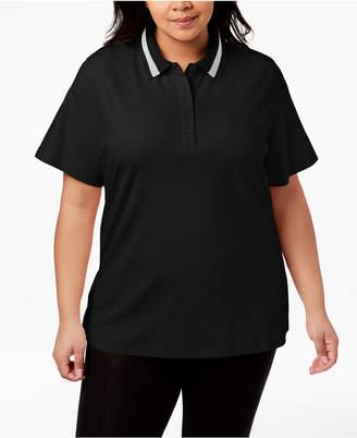 Calvin Klein Plus Size Polo