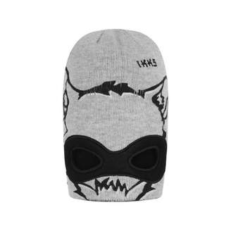 Ikks IKKSBoys Grey Glow In The Dark Mask Hat