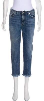 Acne Studios Row Mid-Rise Jeans