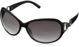 Foster Grant Women's Latte 1017551-200.COM Oval Reading Glasses