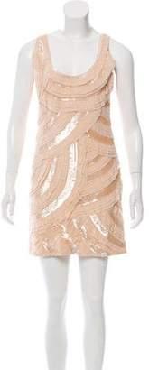 Philosophy di Alberta Ferretti Sequined Mini Dress