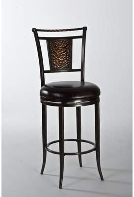 """Hillsdale Furniture Parkside 26"""" Swivel Bar Stool Furniture"""
