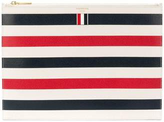 Thom Browne striped document holder