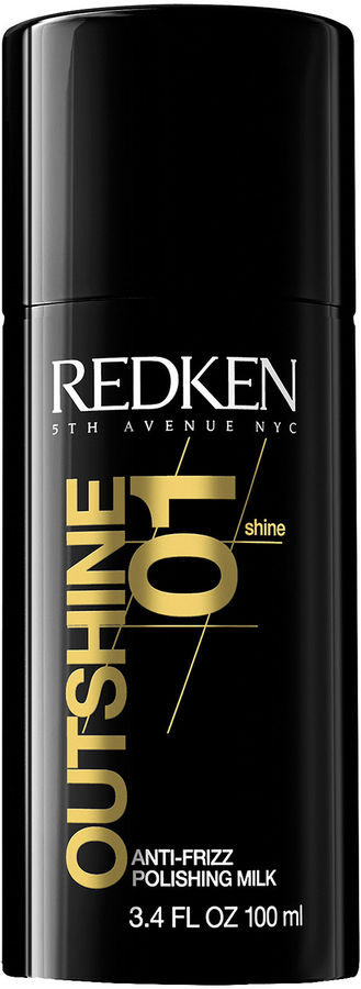 REDKEN Redken Outshine 01 Anti-Frizz Polishing Milk - 3.4 oz.
