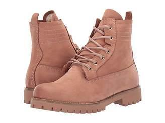 Blackstone Lace-Up Sheepskin Boot - OL22