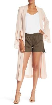 Madewell Side Tie Shorts