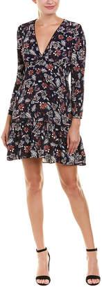 Ella Moss Floral A-Line Dress