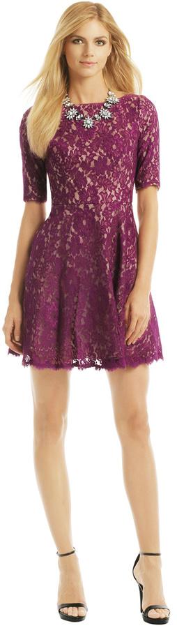 Monique Lhuillier Like Candy Dress