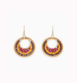 Promod Round earrings