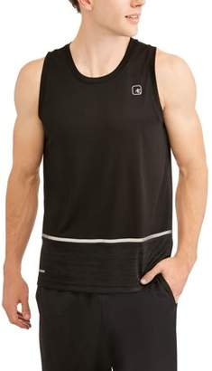 AND 1 AND1 Men's Half-Court Performance Workout Tank Top Activewear Shirt