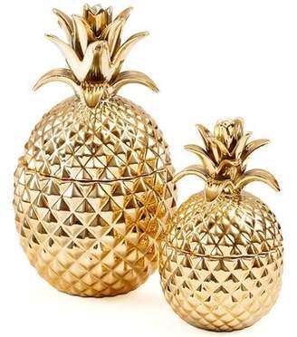 Barba Mercury Row Pineapple 2 Piece jar Set