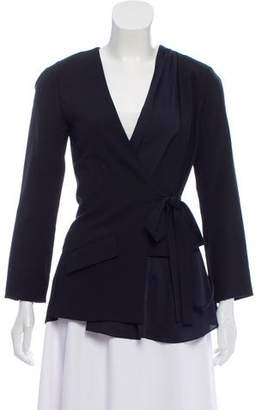 Marissa Webb Wool Unstructured Jacket