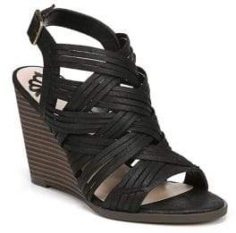 Fergalicious Howdy Wedge Sandals