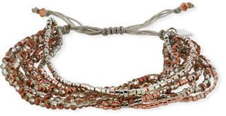 Chan Luu Multi-Strand Beaded Bracelet