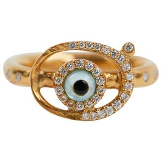 Links of London Yellow gold ring