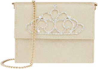 Monsoon Crown Jewels Glitter Bag