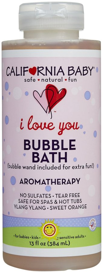 California Baby Aromatherapy Bubble Bath
