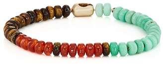 Men's Mixed-Bead Bracelet
