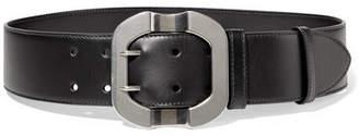 Miu Miu Leather Belt - Black