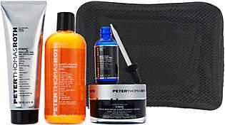 Peter Thomas Roth Super-Size Retinol & FirmX4-Piece Kit