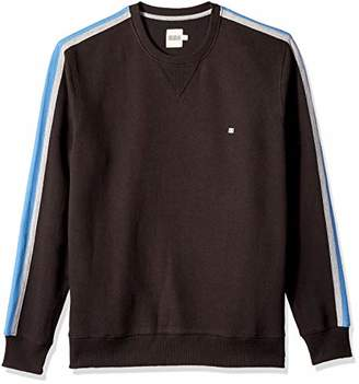 Something for Everyone Men's Basic Polyester Cotton Plating Fleece Sweatshirt Extra Large