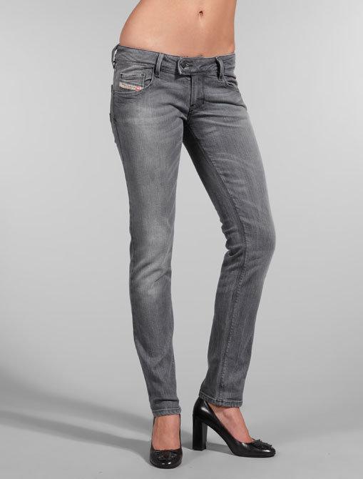 Diesel Nevy Low Waist Skinny Jean