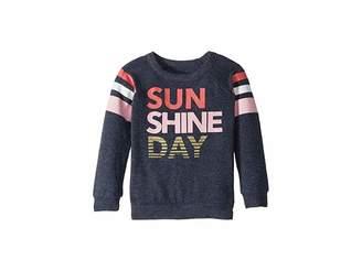 DAY Birger et Mikkelsen Chaser Kids Super Soft Sunshine Love Knit Pullover (Toddler/Little Kids)