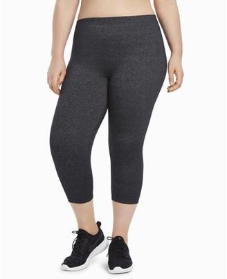 99b4a2938d1 Danskin Women s Plus Size Supplex Capri Legging