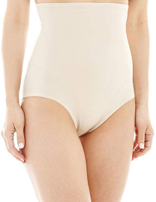 JCPenney NAOMI AND NICOLE Naomi And Nicole Luxe Shaping Back Magic Wonderful Edge Firm Control Control Briefs 7085
