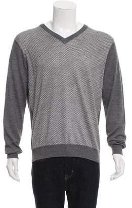 Stefano Ricci Cashmere V-Neck Sweater w/ Tags