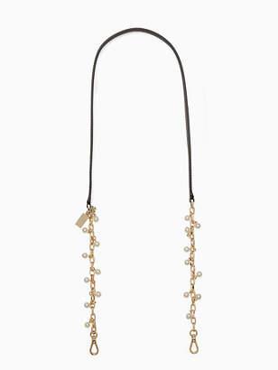 Kate Spade Make it mine pearl chain strap