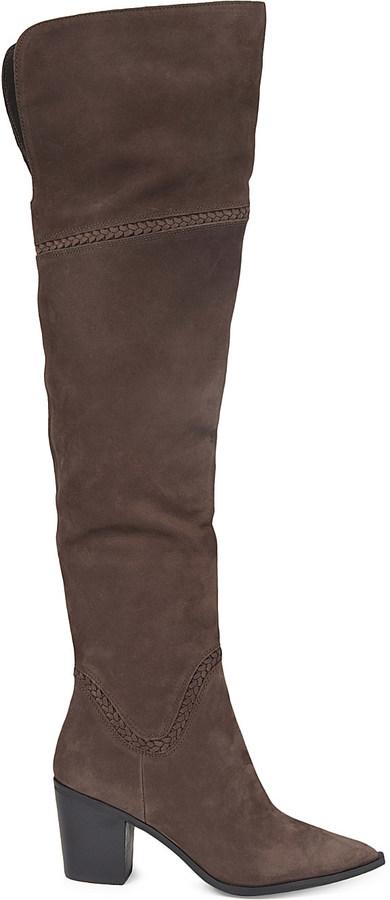 AldoALDO Olena suede knee high boots