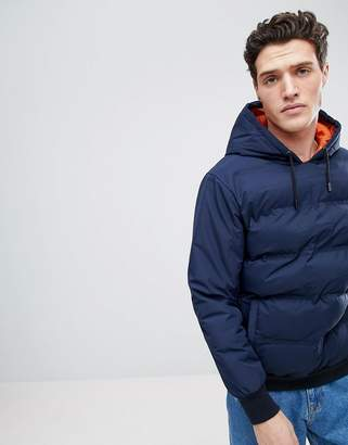 NATIVE YOUTH Padded Hooded Jacket