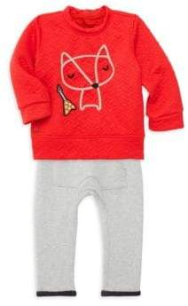 Catimini Baby Boy's Sweater and Trousers Set