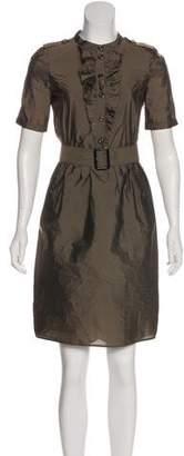 Burberry Knee-Length A-Line Dress