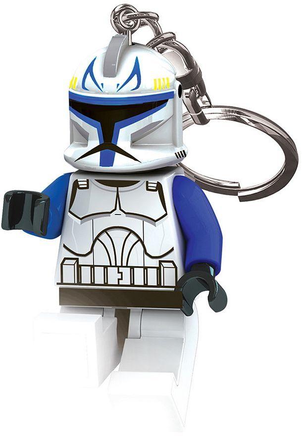 LEGO Star Wars Captain Rex LED Lite Key Light by Santoki