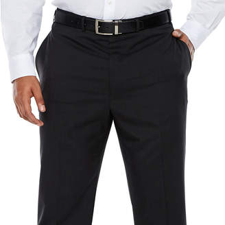 Claiborne Stripe Slim Fit Suit Pants - Big and Tall